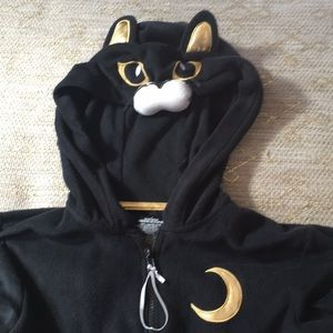 Black Cat Onsie 😸